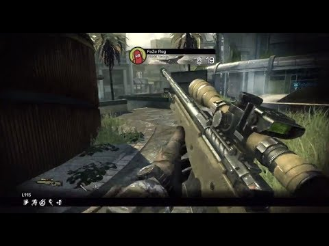 Call Of Duty Ghosts Trickshot Killcam FaZe Rug YouTube