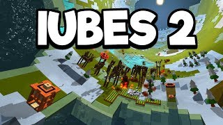 Iubes 2 Gameplay Impressions - Colony Building Square War!
