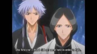 Captain Unohana Retsu & Aizen