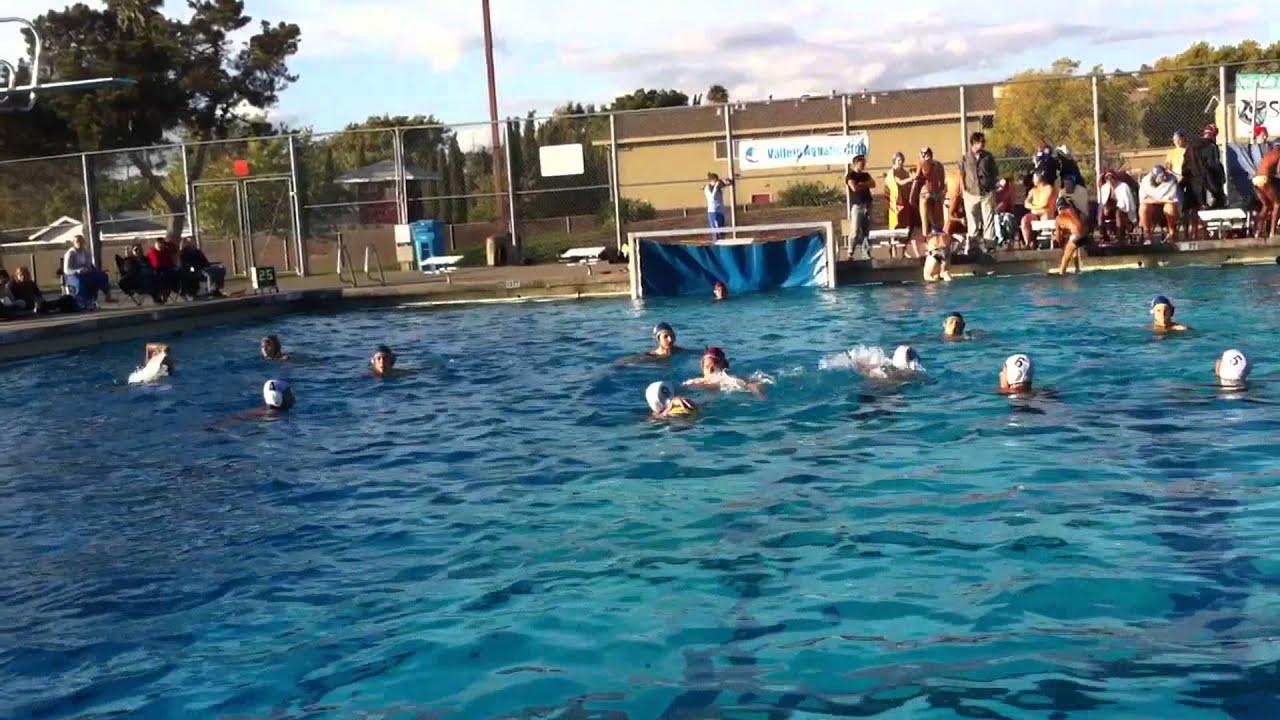 Water Polo Game vs Benicia