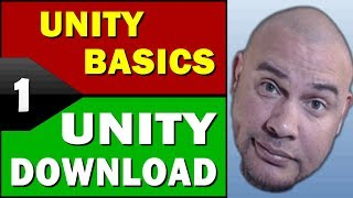 Unity Basics: How to download and Install Unity 2017.1