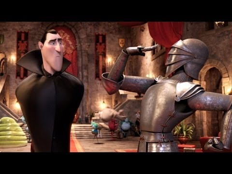 Hotel Transylvania Trailer 2012 - Official [HD]