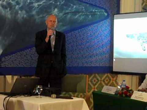 Peter Garrett at WSPA's IWC press conference in Agadir, Morocco.wmv