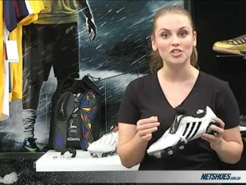 Netshoes - Chuteira Adidas Predator Powerswerve X TRX SG