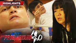 Oscar reveals to Lily his knowledge of her evil plans | FPJ's Ang Probinsyano (With Eng Subs)