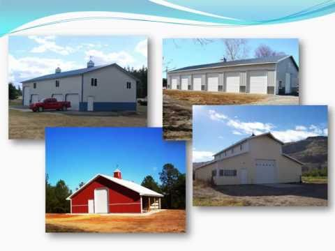 HansenPoleBuildings.com - Pole Barns. Pole Buildings and Metal Building professionals