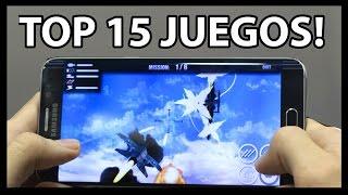 Mejores JUEGOS gratis para Android 2016 - EL TOP 15