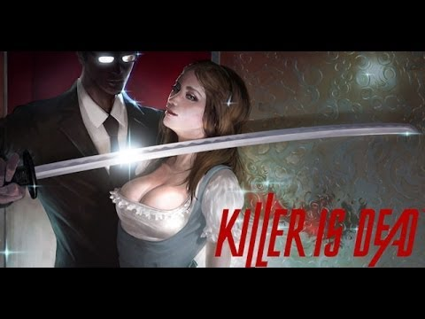 Killer Is Dead: Nightmare Edition. Киберсамурай - истребитель убийц и чудовищ. Миссия 1-3