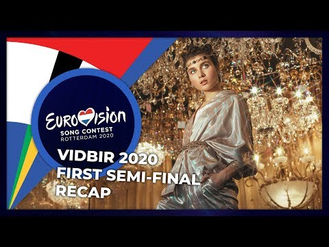 Vidbir 2020 (Ukraine) | First Semi-Final | RECAP