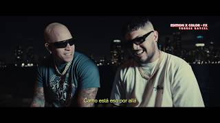 Download lagu El Chulo x El Dany Mg x Kimiko y Yordi - La Que Me Parte (Video Oficial)