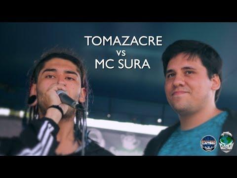 1er Campeonato Latinoamericano de Beatbox 2017, Perú | 8º de final | Tomazacre vs MC Sura.
