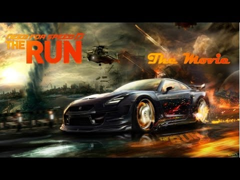 Need for Speed The Run - The Movie Longplay