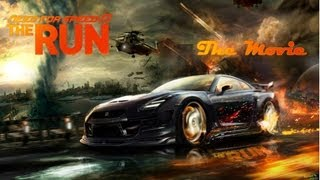 Rivals - Need for Speed The Run - The Movie Longplay