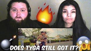 Tyga - Temperature (Official Video) - REACTION