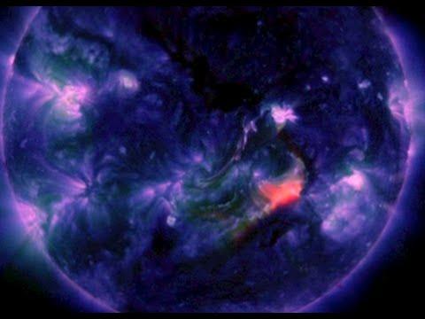 Big Solar Blast, Satellites Missing Data | S0 News Nov.16.2015