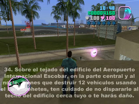 GTA Vice City - Masacres