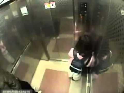 Man Tries To Rape Little Girl In Elevator & Gets Beaten! video