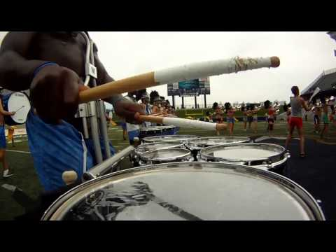DCI Drum Cam: 2012 Bluecoats