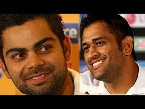 BCCI recommends Padma Bhushan for Dhoni & Padma Sri for Kohli