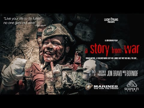 """A Story from War"" A Jon Bravo Film 