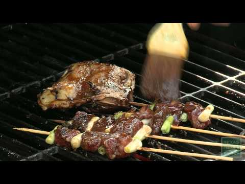 Wild Game Cooking: Duck Yakitori &#8211; Texas Parks and Wildlife [Official]