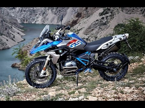 2017 BMW R1200GS review