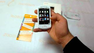 Sony-Ericsson Live With Walkman - Video review by Zoommer