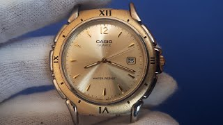 CASIO QUARTZ WATER RESIST JAPAN MOVT