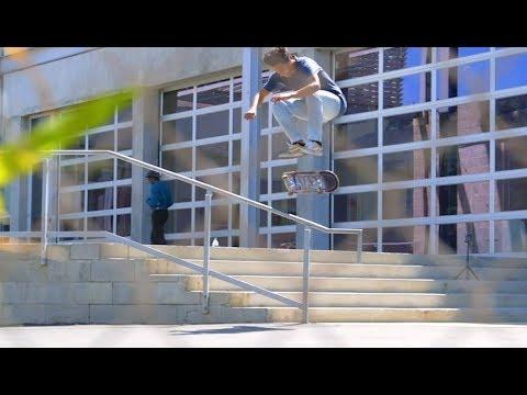 "Force Skateboarding Wheels ""FOUR"" TRAILER!"