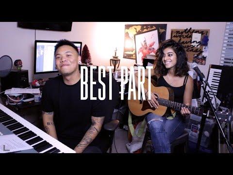 Daniel Caesar - Best Part (feat. H.E.R.) | Cover by Samica & AJ Rafael
