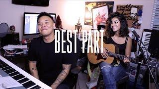 Download lagu Daniel Caesar - Best Part (feat. H.E.R.) | Cover by Samica & AJ Rafael gratis