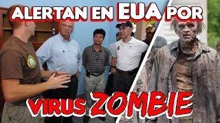 ALERTAN en EU por la aparición de un virus zombie | ORBIS Viral
