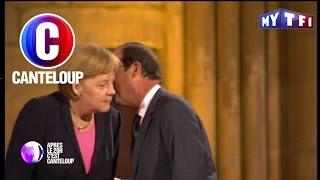 C'est Canteloup - François Hollande et Angela Merkel se marient