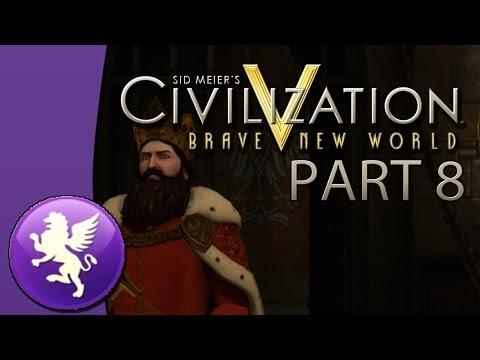 Let's Play Civilization 5: Brave New World - Venice - Part 8: Poland Marches