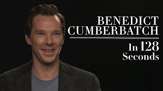 Benedict Cumberbatch Answers 22 Rapid-Fire Questions in 128 Seconds | Vanity Fair