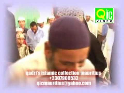 Exclusive Farhan Ali Qadri Free  Qic Vcd Distribution ( 11.10.09 Mauritius ) video