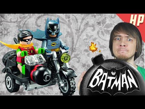 LEGO Batman из 60х !!!