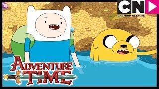 Adventure Time | Furniture & Meat | Cartoon Network