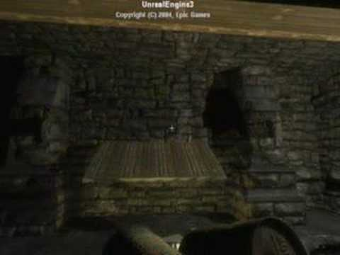 Unreal Engine 3 Early Demo