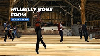 HillBilly Bone - SLDC – Country Jamboree