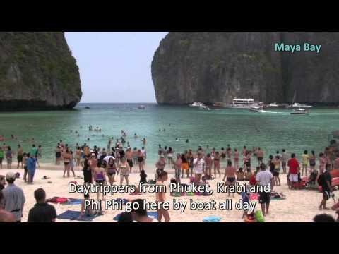 Koh Phi Phi Tsunami Video Koh Phi Phi – Thailand Video