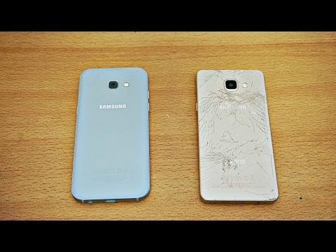 Samsung Galaxy A5 (2017) vs A5 (2016) - Review & Camera Test! (4K)