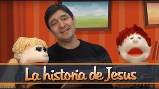 Marcos Vidal - La Historia De Jesus - El show de canta y rie - Niños adorando a Jesús