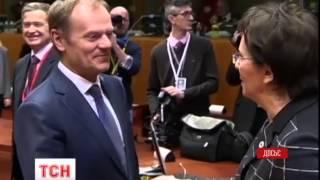 Лідери Євросоюзу санкції проти Росії не змінюватимуть до березня