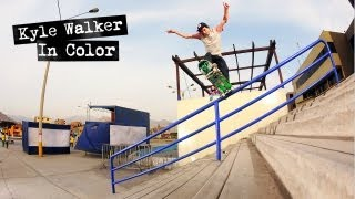Kyle Walker In Color Full Part