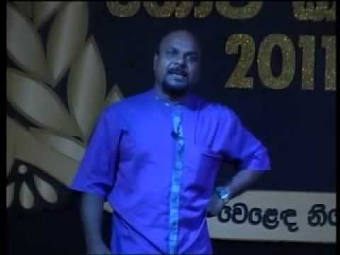 giriraj with priyantha comedy act part 01
