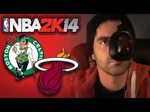 NBA 2K14 [Next Gen] Game 5 :: Heat vs Celtics