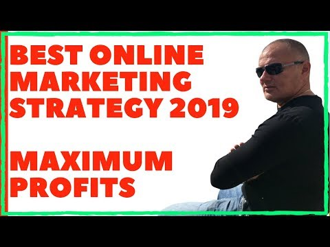 Internet marketing strategies 2019 - BEST online marketing strategy to create RESULTS FAST