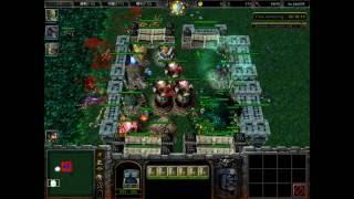 Warcraft 3 Zombi Invasion 6.1 Mode Normal