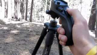 Tripod Review_ Manfrotto MKC3-H01